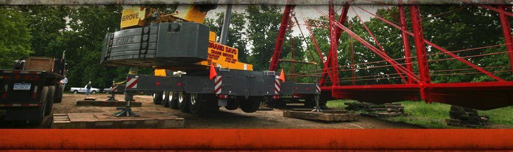 165 ton Grove GMK5165-2